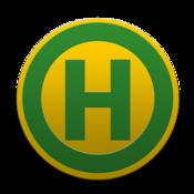 App Icon: Öffi - Fahrplanauskunft 8.36