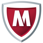 App Icon: McAfee Antivirus & Security 4.2.0.565