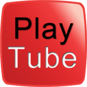 App Icon: PlayTube Free (iTube) 4.8.5