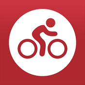 App Icon: iMapMyRIDE Reiten Radfahren Variiert je nach Gerät