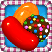 App Icon: Candy Crush Saga 1.34.1