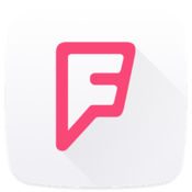 App Icon: Foursquare 2016.04.13