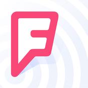 App Icon: Foursquare 2014.10.15