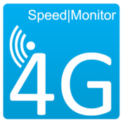 App Icon: 4G Speedmonitor | Speedtest 1.0.5