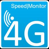 App Icon: 4G Speedmonitor   Speedtest 1.0.6