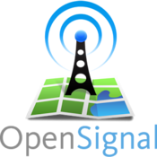 App Icon: OpenSignal - 3G/4G/WiFi Karten Variiert je nach Gerät