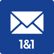 App Icon: 1&1 Mail Variiert je nach Gerät