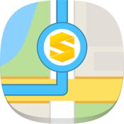 App Icon: GPS Navigation & Maps by Scout 5.1