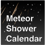 App Icon: Meteor Shower Calendar 1.7.2