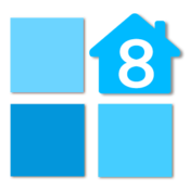 App Icon: Launcher 8 free (fake wp8) 1.9.3