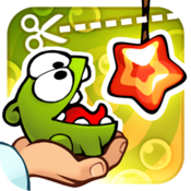 App Icon: Cut the Rope: Experiments 1.6.1