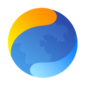 App Icon: Mercury Web Browser - with Powerful AdBlock Extension 8.8.2
