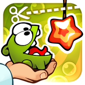 App Icon: Cut the Rope: Experiments 1.7.1
