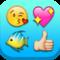 Emoji Free - Emoticons Art & Cool Fonts Keyboard