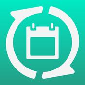App Icon: AroundCal - Kalender und Organizer 4.4