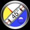Clinometer + Neigungsmesser + Wasserwaage (3 in 1)