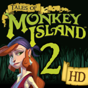 App Icon: Monkey Island Tales 2 HD 1.1