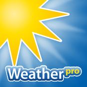 App Icon: WeatherPro 3.9.1