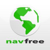 App Icon: Navfree GPS Großbritannien & Irland + Street View 2.3.60