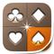 ?Kartenspiele – Drei Solitär-Puzzlespiele in einer App