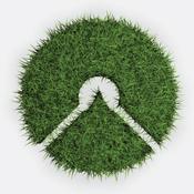 App Icon: komoot - Fahrrad & Outdoor Routenplaner für deine Wanderungen, Mountainbike und Rennrad Touren 5.7.2