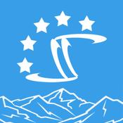 App Icon: Ski the World – Die App von Skigebiete-Test.de 1.2.2
