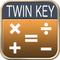 Twin Key Calculator