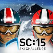 App Icon: Ski Challenge 15 1.0