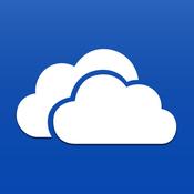 App Icon: OneDrive – Cloudspeicher für Fotos und Dateien 6.13.3