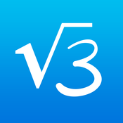 App Icon: MyScript Calculator - Handschrift-Rechner 1.2.0